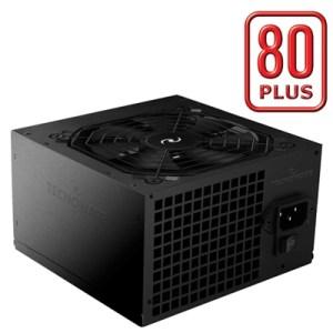 Alimentatore Atx 850w Tecnoware 80plus Fal850c- Core He Pfc Attivo Eff.>85% Conf. (ue) N.617/2013 Fan12mm Black (gar 5anni)