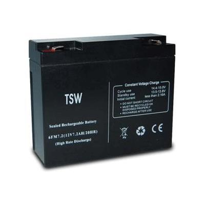 Batteria X Ups/antifurti/etc. 12v 7.2ah Tecnoware -eacpe12v7a2sdtsw- (mod. Per Ups Evo Rt 2.0/3.0) Ermetica Al Piombo