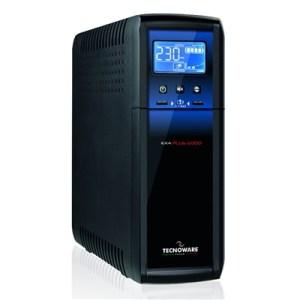 Ups Tecnoware Exa-plus 2000 -fgcexapl2000- 2000va/1400watt +2usb 2.1a Lcd-light Sinusoidale +avr +prot.rj45/11 +usb X Sw(da Web)