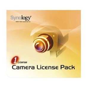 Camera Device License  Synology Pack 1 (1 Licenza)