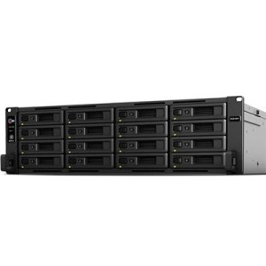 "Nas Synology Rs2818rp+ X 16hd 3.5""/2.5""sata/ssd>no Hd< Rack-quadcore 2.1ghz"
