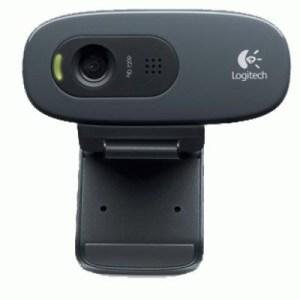 Webcam Logitech Retail C270 Hd 3mp Mic 1280px Usb P/n 960-000582/960-001063