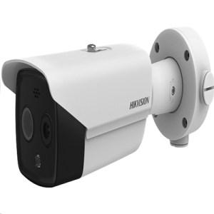 Videocamera Ip Termometrica Hikvision Ds-2td2617b-3/pa Bullet -risol.2688x1520 25fps Ott.fissa 4mm-risol.term.160x120 3mm