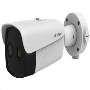 Videocamera Ip Termometrica Hikvision Ds-2td2637b-10/p Bullet-risol.2688x1520 25fps Ott.fissa Mm-risol.term.384x288 9.7mm