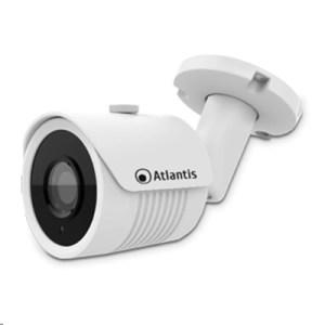 Videocamera Ip Atlantis A11-ux825a-bp Poe A E B-bullet Bianca-2mp-ip-66 -ottica Fissa 3.6mm -struttura Metallica-clie Fino:31/12