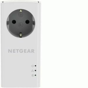 Kit Powerline Av 1200m Netgear Plp1200-100pes Composto Da 2pcs Di Plp1200 -garanzia 2 Anni