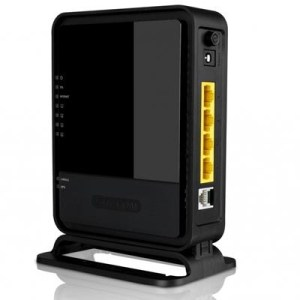Wireless Router N300 Adsl2+sitecom Wlm-2600 Nero 4p Fast Ethernet-802.11bgn-300m-pul.ops-gar.10 Anni