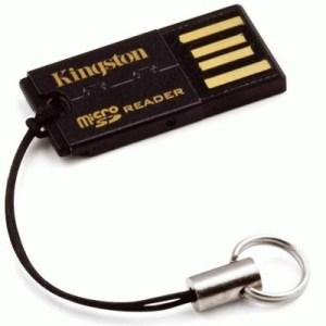 Card Reader Usb3.0 (solo Microsd) Kingston  Fcr-mrg2