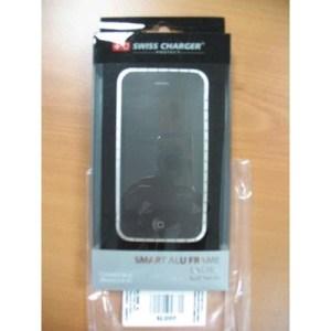 Custodia X Apple Iphone4/4s Scp40013 Swiss Charger In Alluminio Per Donna