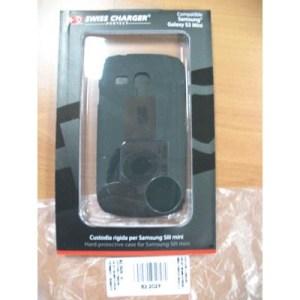 Custodia X Samsung Galaxy Siii Mini Scp80046 Swiss Charger Modello Plastica Rigido