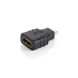 Adattatore Micro Hdmi (type D) - Hdmi (type A) M/f Equip 118915 Nero - Ean: 4015867176429