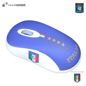 Mouse Mini Usb2.0 Techmade Design Italia  Tm-1046-italia Ottico 3 Tasti 800 Dpi 12248