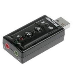 Adattatore Usb/audio Link Lk70777 Per Microfoni-casse E Cuffie - Ean: 8028400033130