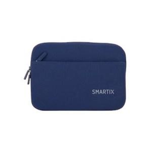 "Custodia Tablet 7"" Atlantis P004-sl21-a6-7 Linea Smartix - Colore: Blu - Ean: 8026974016696"