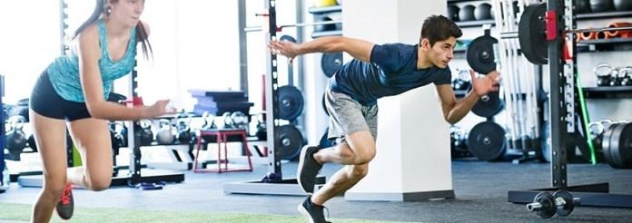 Lallenamento miracoloso di minuti HIIT Training Tabata Style