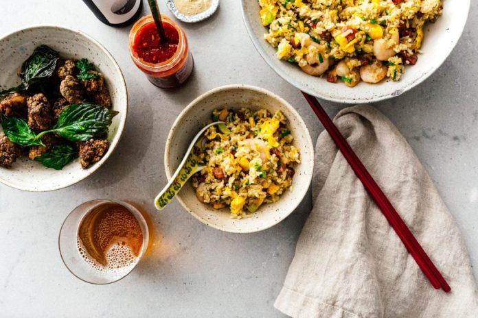Meglio che eliminare la ricetta del riso fritto Yang Chow