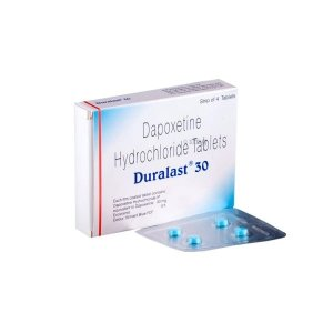 Duralast 30 mg (Dapoxetine)