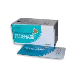 Fildena CT 50mg (Sildenafil Citrate)