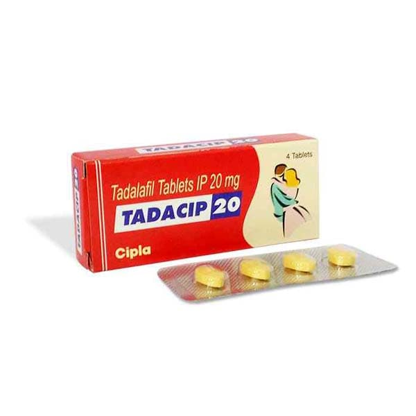 Tadacip-20-Mg