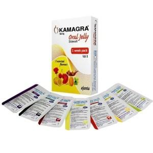Kamagra oral jelly week pack