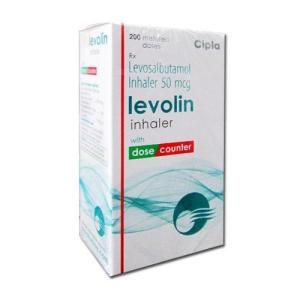 LEVOLIN-INHALER