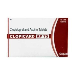 clopicard 75 mg