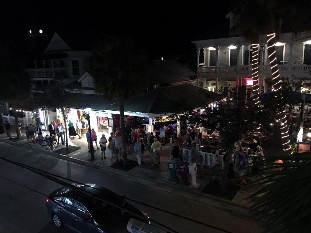 Generic Van Life - Key West Duval Street