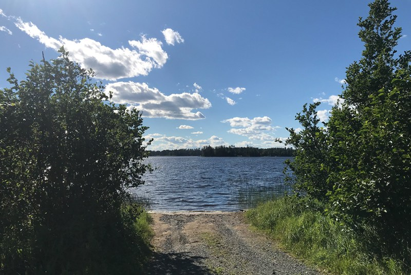Generic Van Life - Northern Ontario Royal Lake