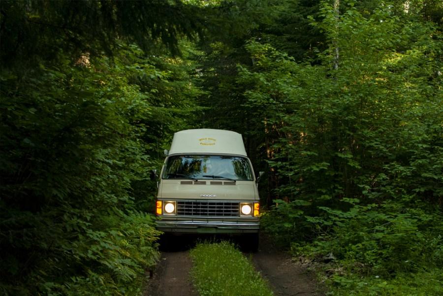 Generic Van Life - Minnesota Superior National Forest