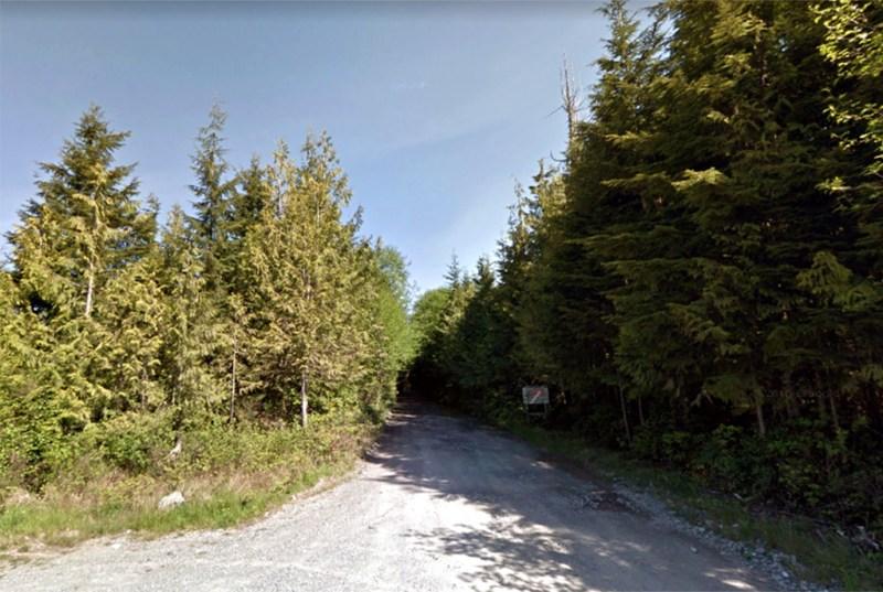 Generic-Van-Life-Camping-Spot-Tofino-Landfill-British-Columbia-Road
