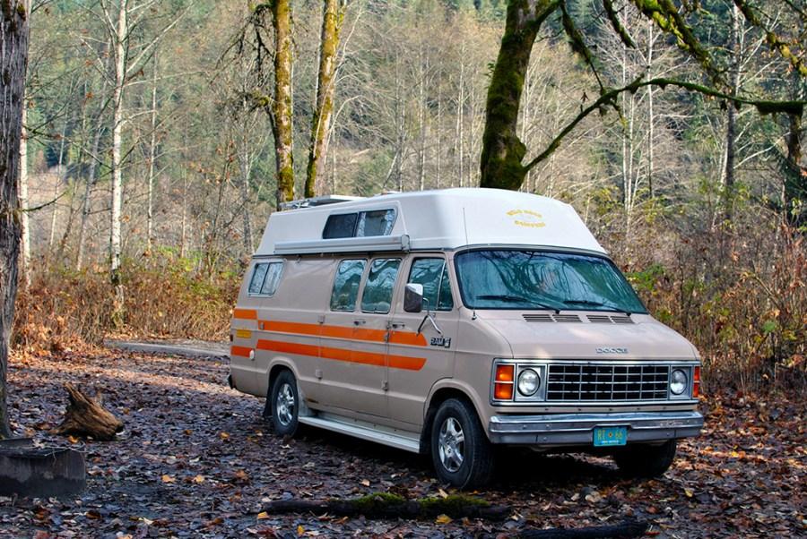 Generic-Van-Life-Camping-Spot-Squamish-Riverside-British-Columbia-Campsite