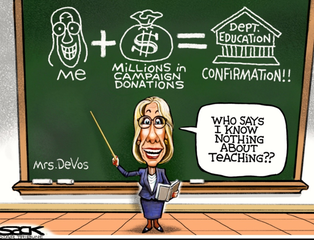 http://www.startribune.com/sack-cartoon-betsy-devos-confirmed/413094453/
