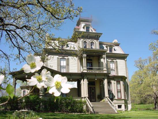 Garth Mansion, Hannibal, Missouri