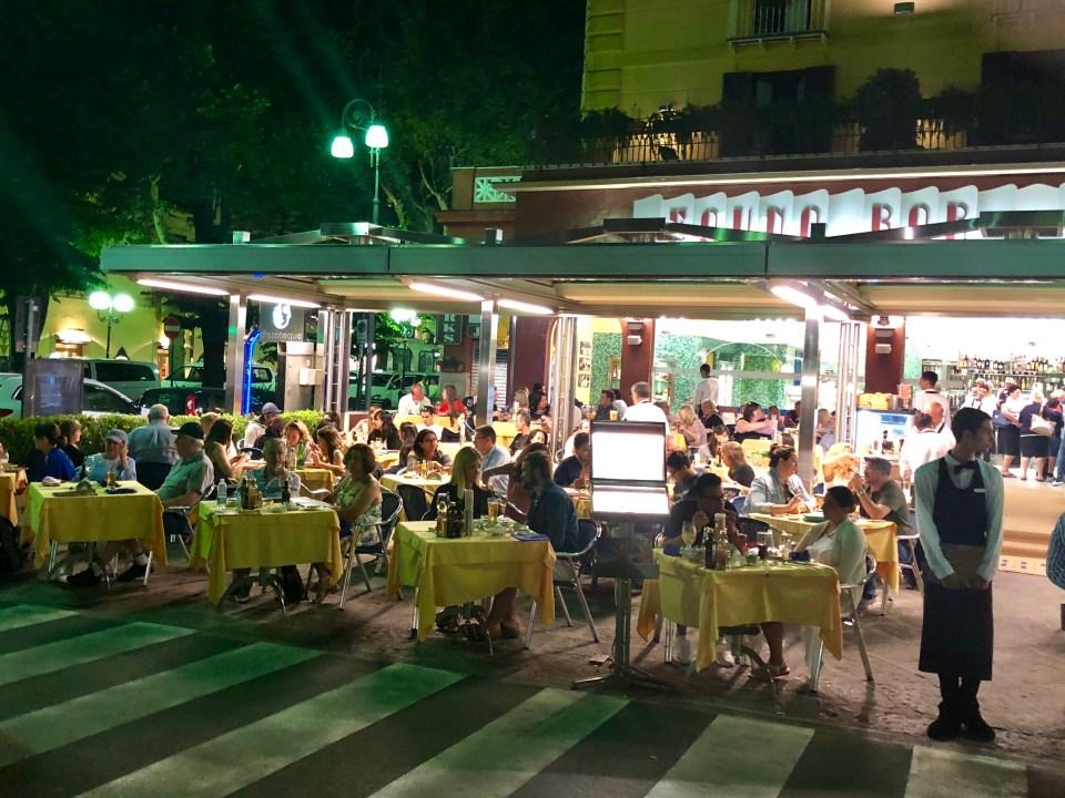 Sorrento restaurant