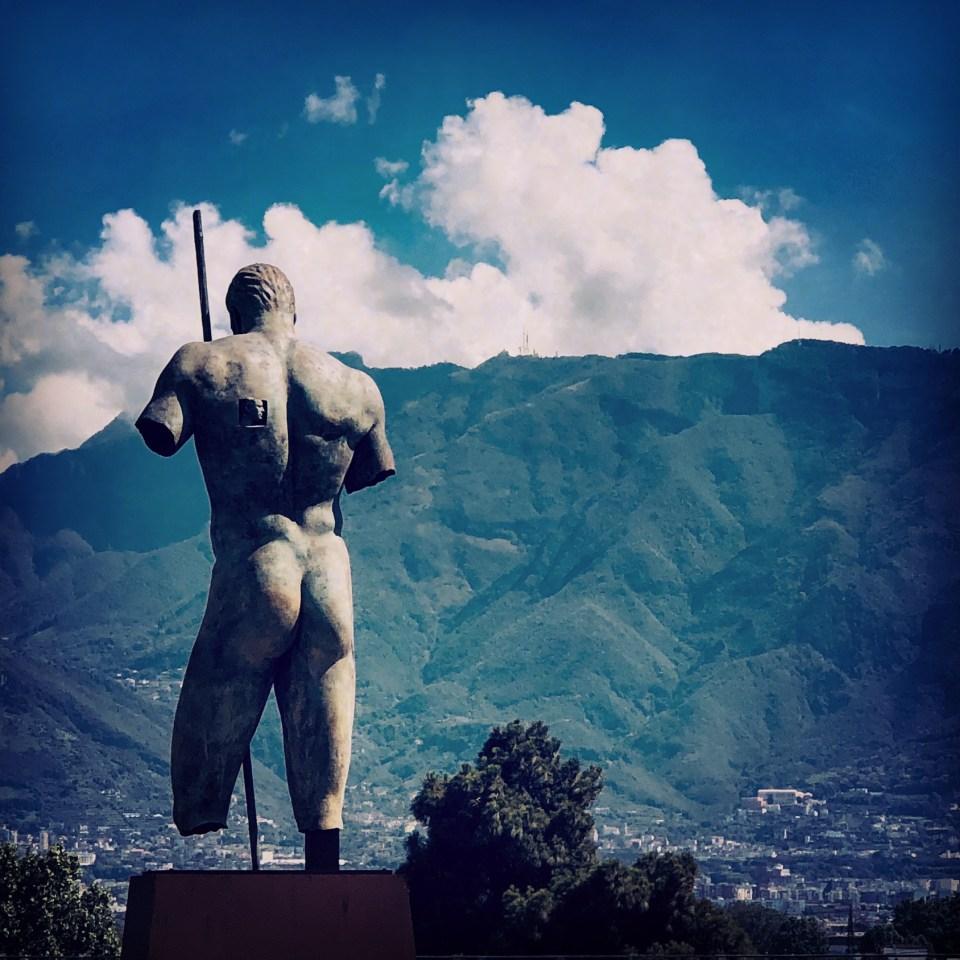 Pompeii, Italy . 2018. Copyright: AMM, LLC.