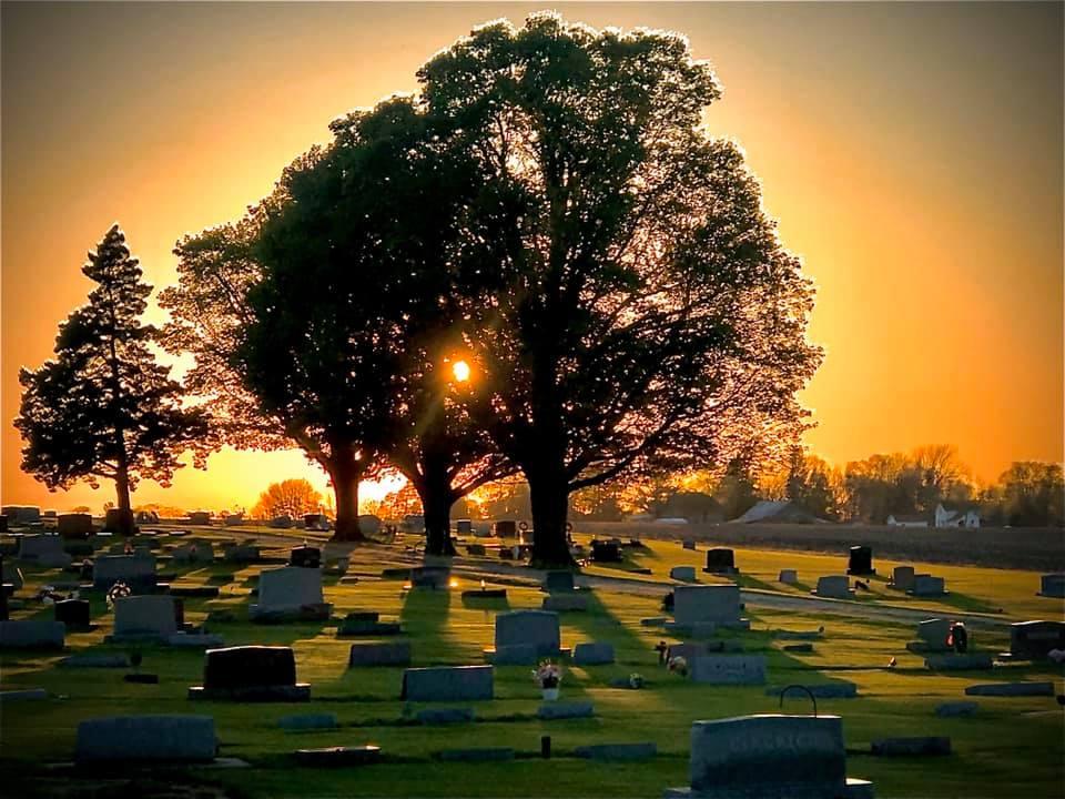 Sheffield Cemetery 30 april 20