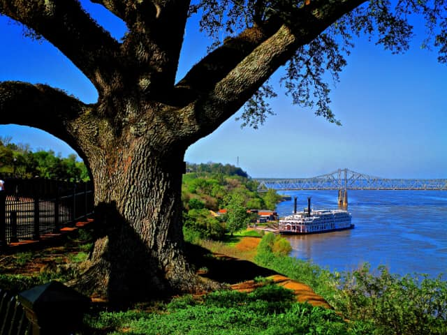 Natchez, Mississippi.