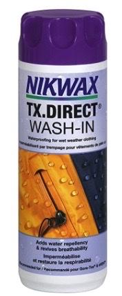 Nikwas TX Direct Wash-In
