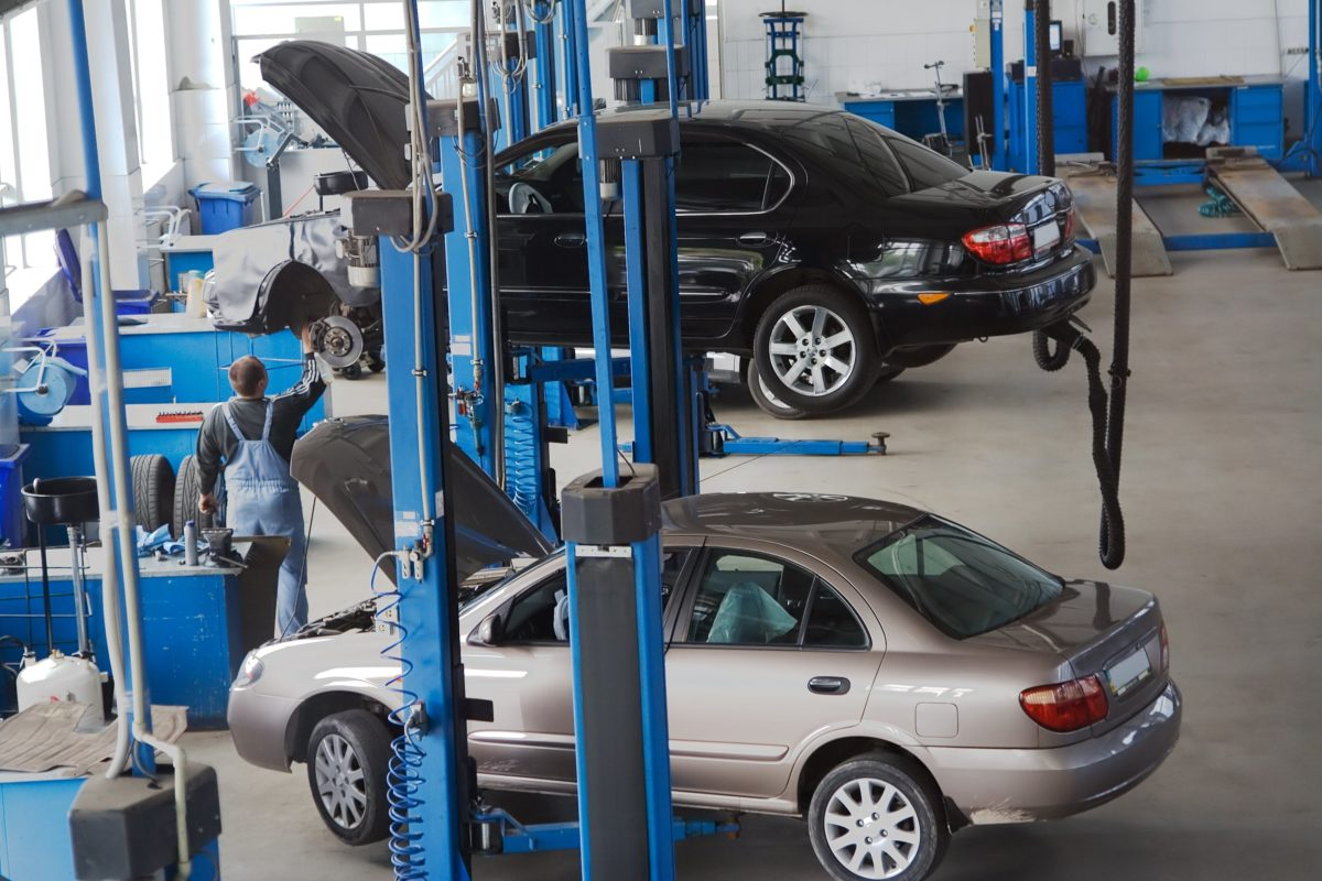Garage Keepers Liability Insurance