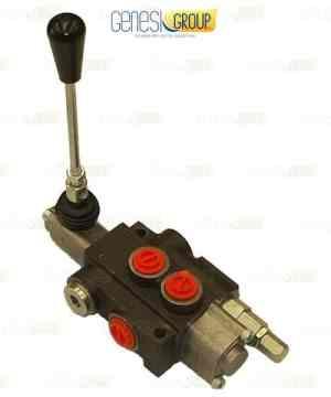 Distributore idraulico GHIM a 1 leva doppio effetto 3/8 – Oleodinamico