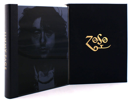 jimmy page collector  Jimmy Pages first book to retail for $691