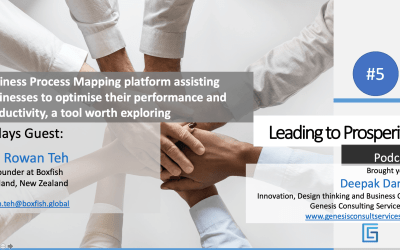 Business Process Mapping platform assisting businesses to optimise their performance and productivity, a tool worth exploring