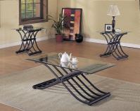 Acme 02708 3pc Coffee Table Set  Genesis Furniture