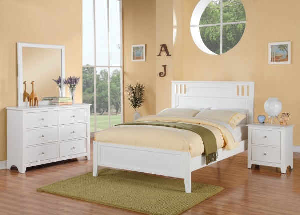poundex bedroom furniture F9099 Youth bedroom set by Poundex Furniture – Genesis
