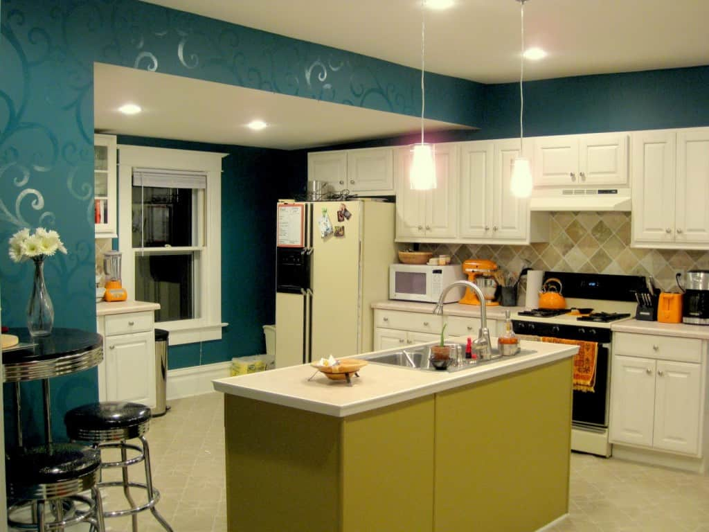 What Should Be The Perfect Paint Color For Kitchen?
