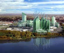 Conceptual Architectural Renderings 3d
