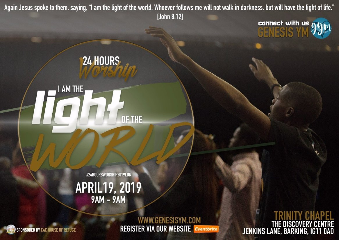 24Hours Worship - London 2019