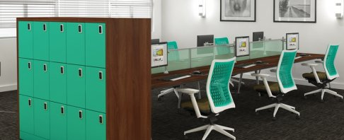 office chair types old school chairs hot desk | smart working storage
