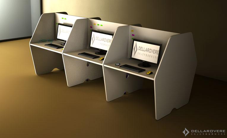 Call Centre Desks