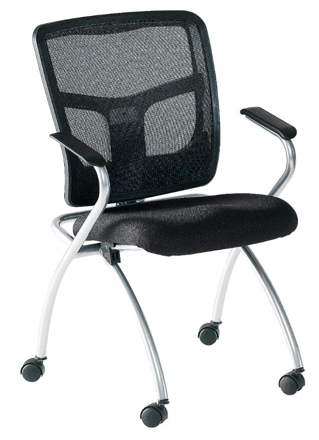 Flipper Mesh Folding Chair